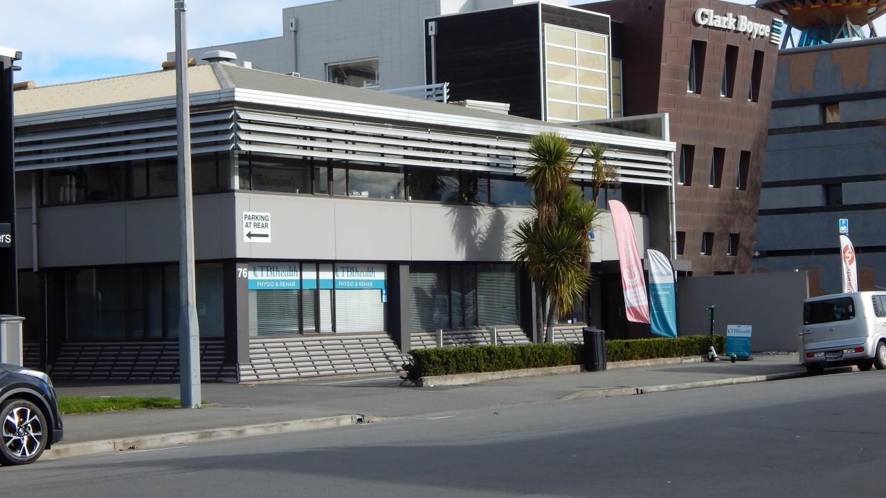 76 Peterborough Street, City