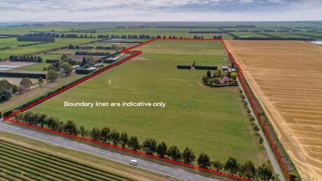 828 Methven Highway, Winchmore