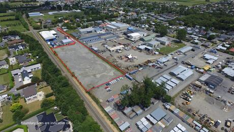 2B South Belt, Rangiora