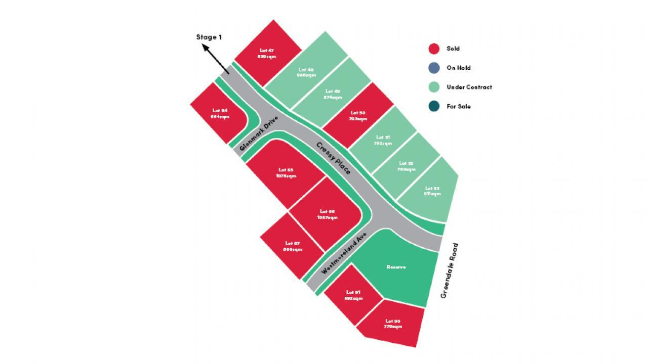 Cressy Oaks Subdivision Stage 2, Darfield