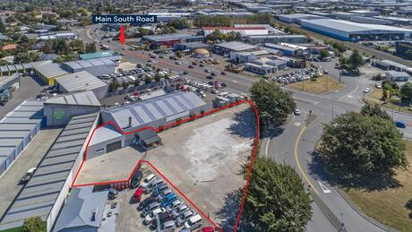 207 Main South Road, Hornby