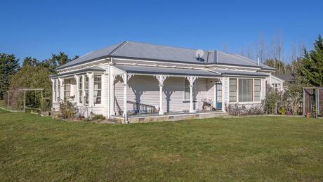 1386 North Eyre Road, West Eyreton