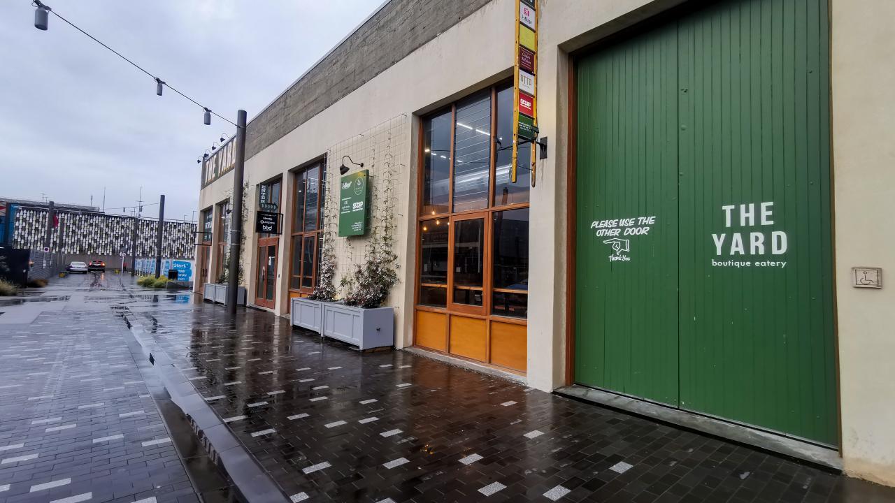 Tenancy H, L1/173 St Asaph Street, City