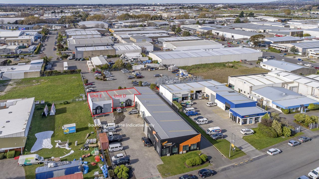 10D and 10E Michelle Road, Wigram