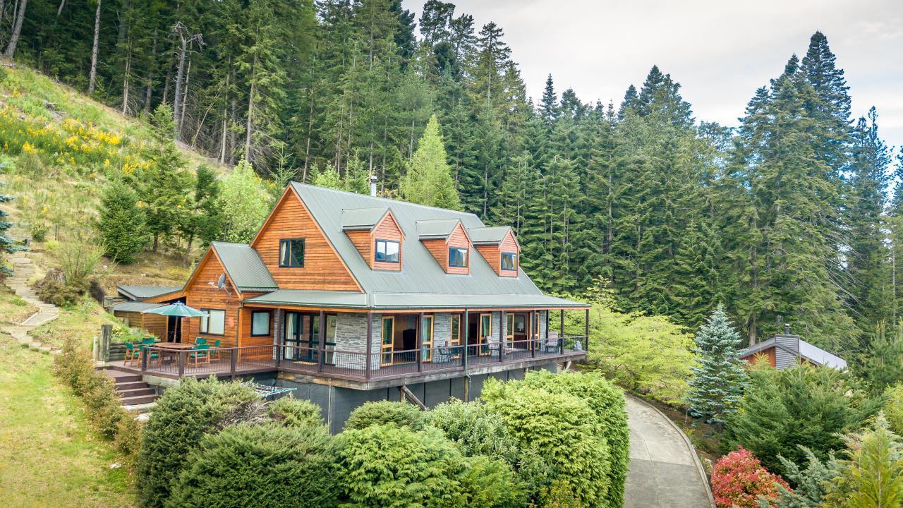 24 Oregon Heights, Hanmer Springs