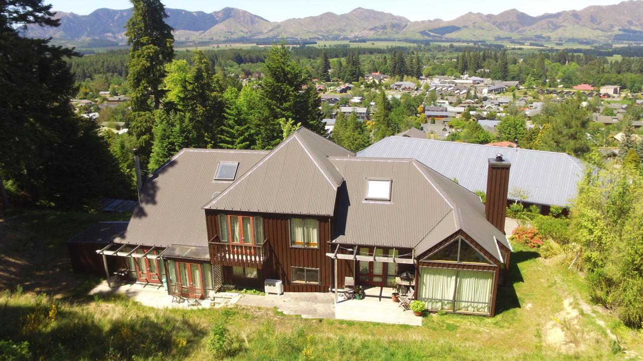 10 Oregon Heights, Hanmer Springs