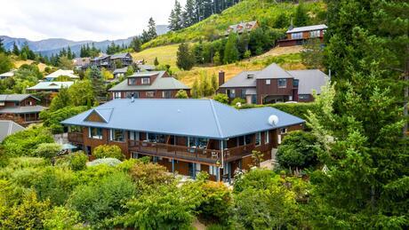 8 Oregon Heights, Hanmer Springs