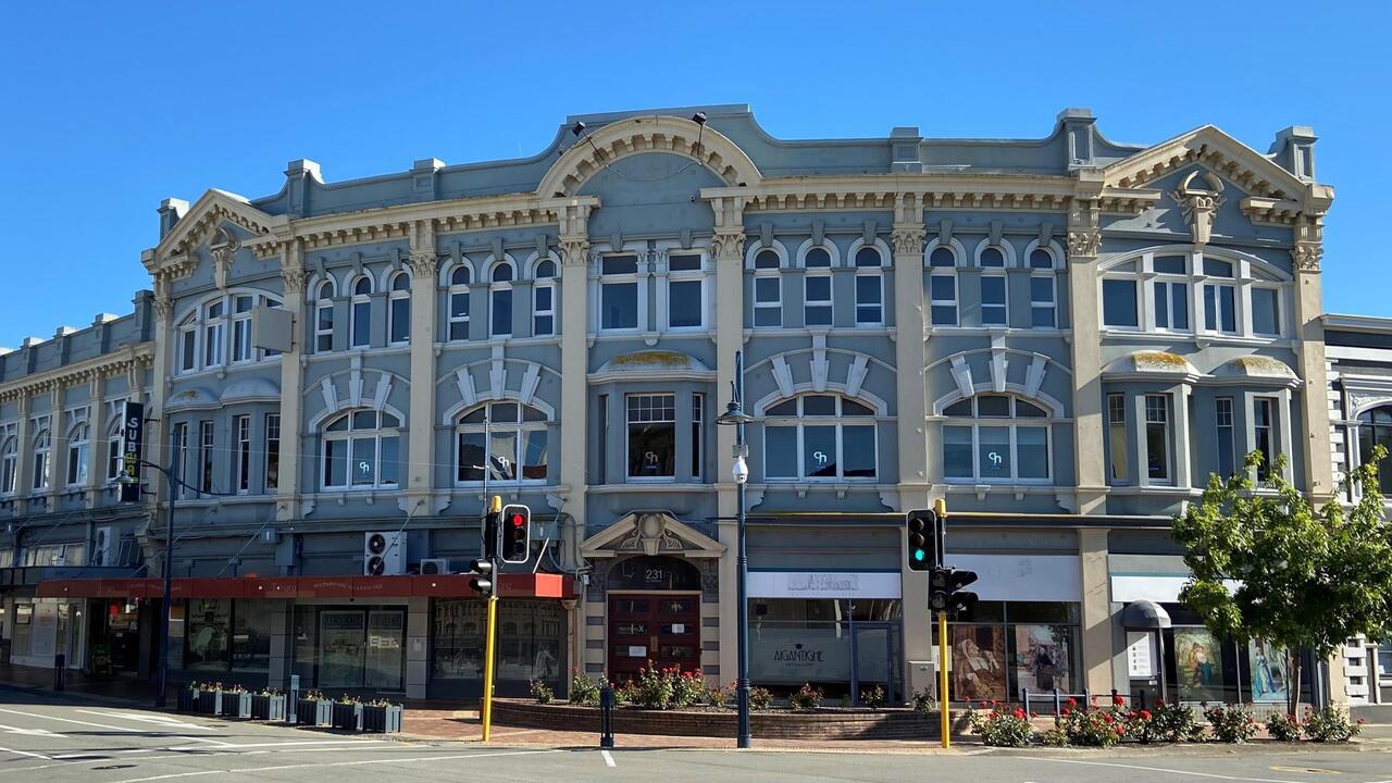 229-243 Stafford Street, Timaru