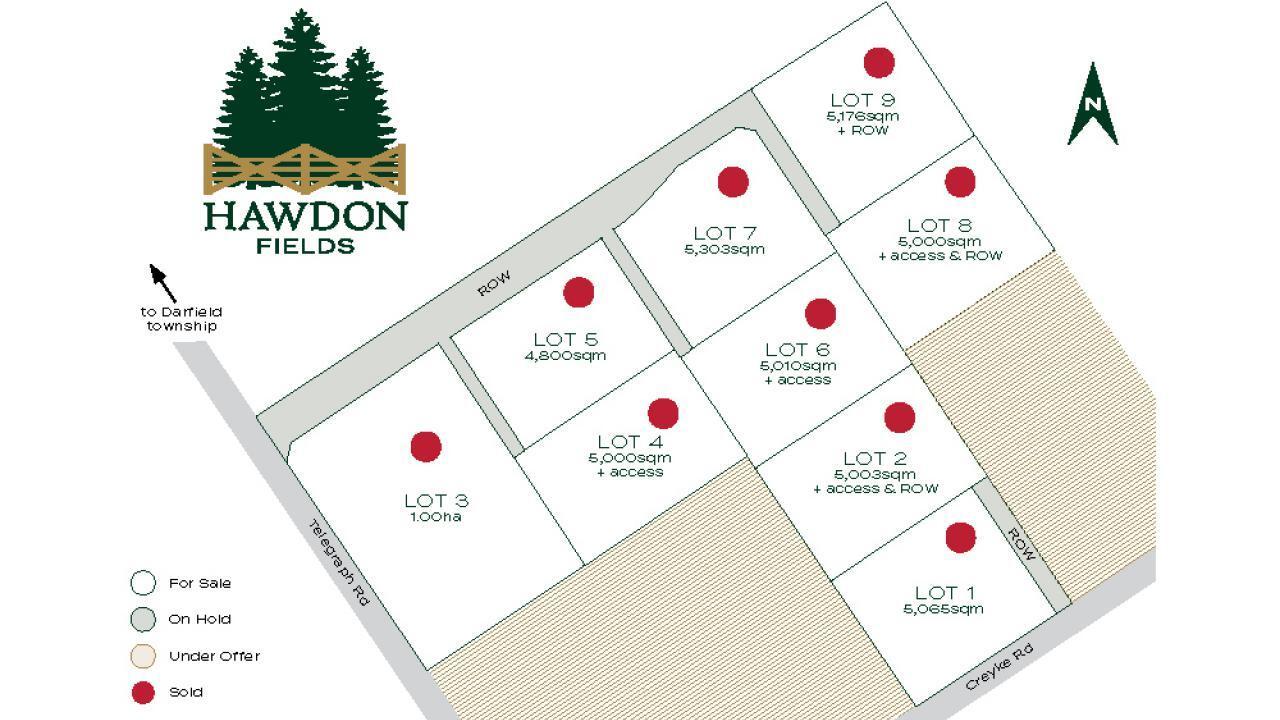 Lot 1 198 Creyke Road, Hawdon Fields, Darfield