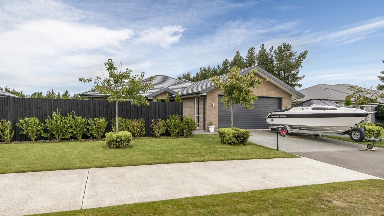 75 Hungerford Drive, Rolleston