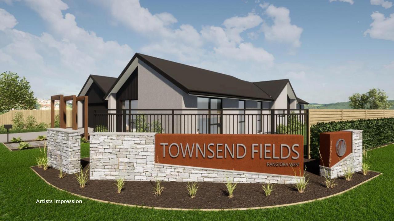 Lot 70 Townsend Fields, Rangiora