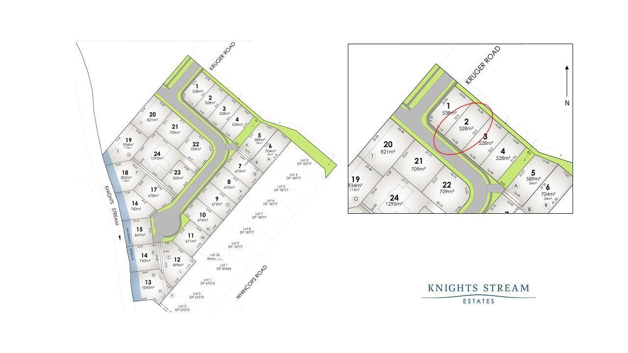 Lot 2 Knights Stream Estates, Halswell