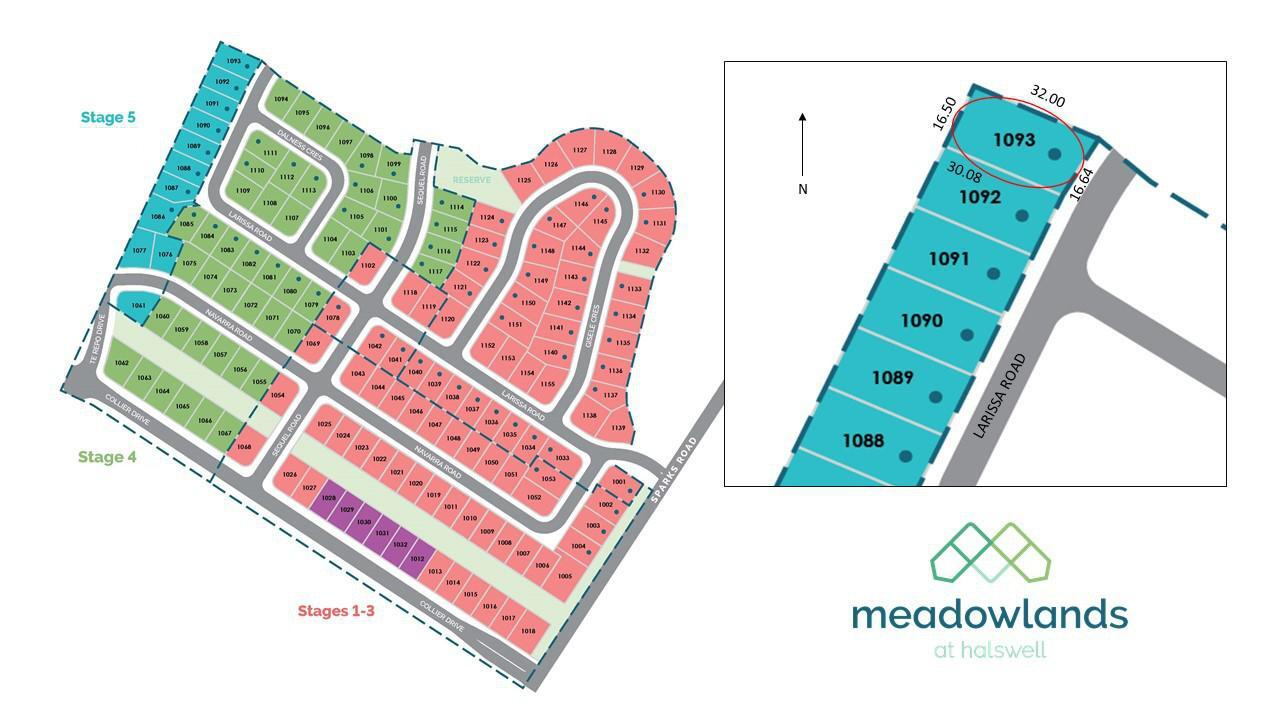 Lot 1093 Meadowlands, Halswell