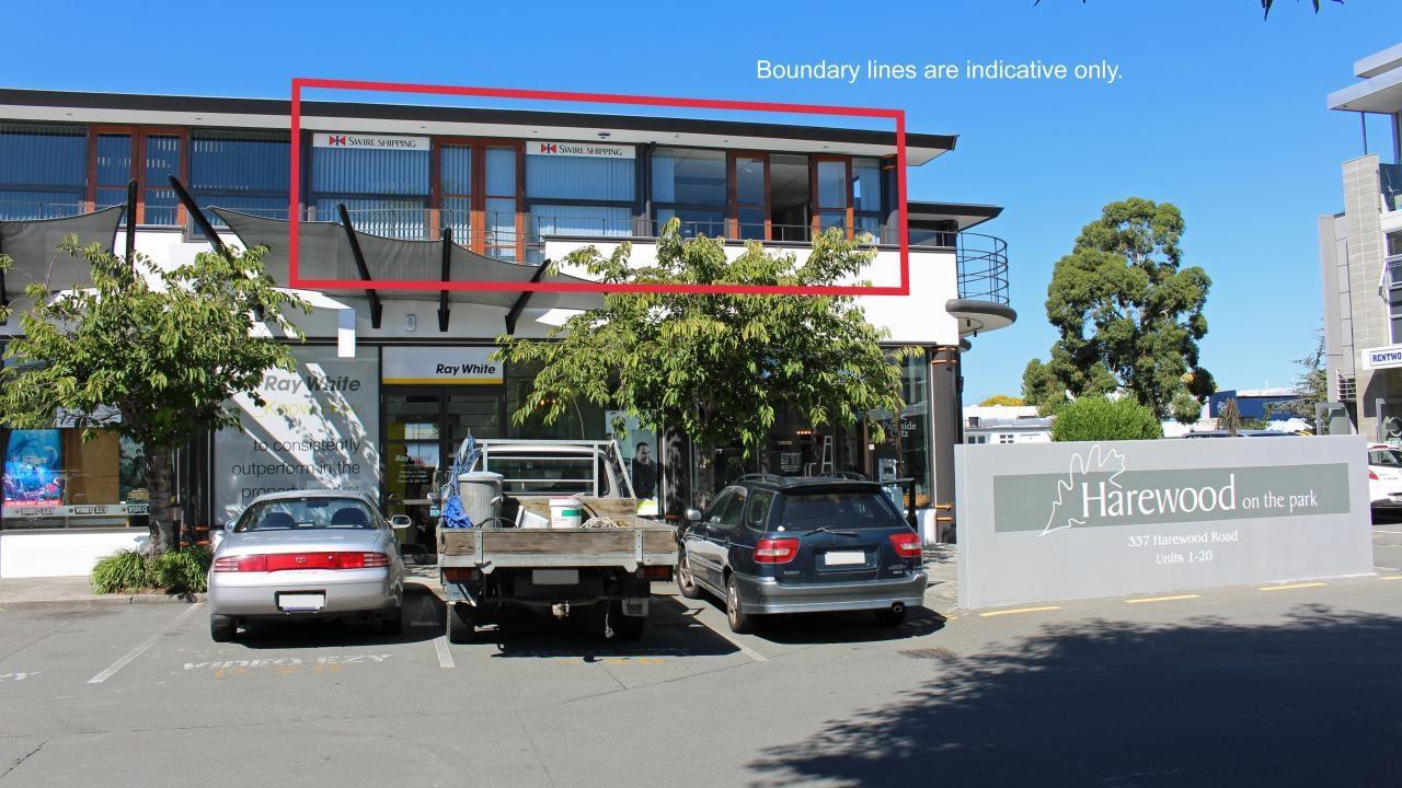 Office 2/333 Harewood Road, Bishopdale