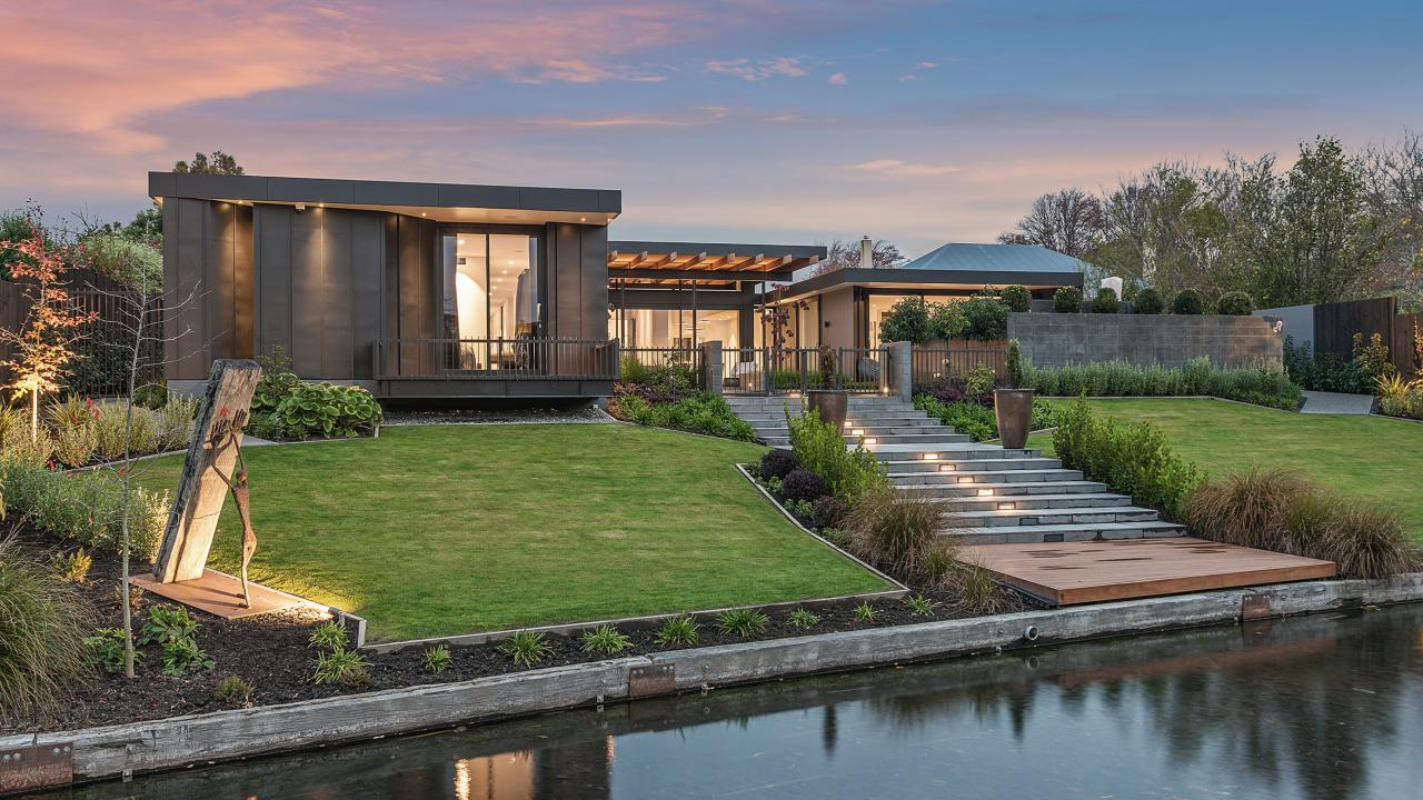 New zealand luxury real estate for sale christie 39 s for Modern luxury real estate