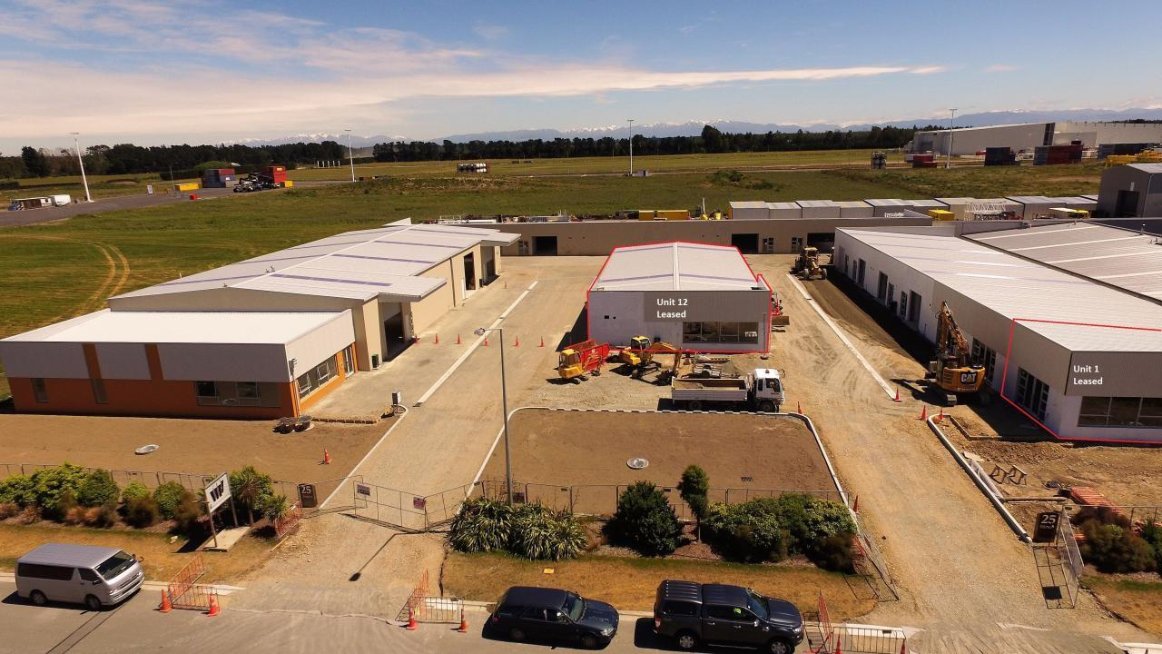 warehouse office space. 5/25 Illinois Drive, Rolleston Warehouse Office Space