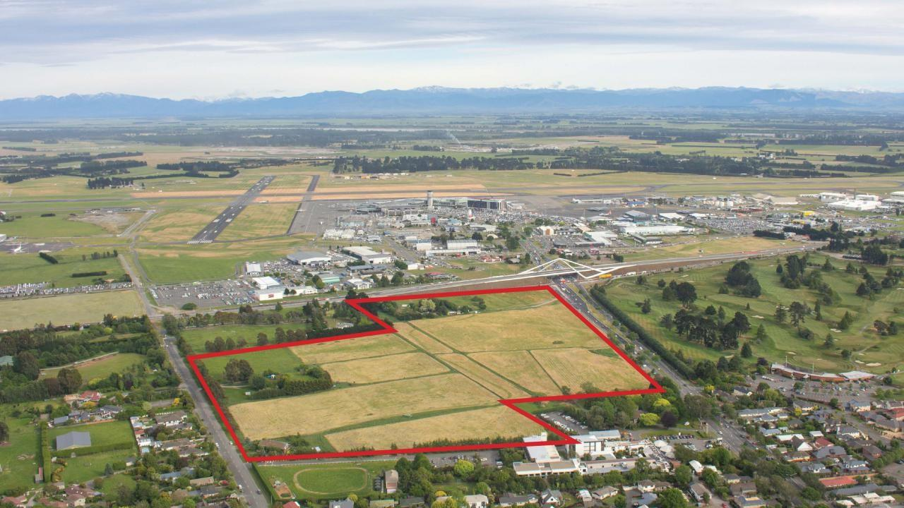 Memorial Business Park, Avonhead