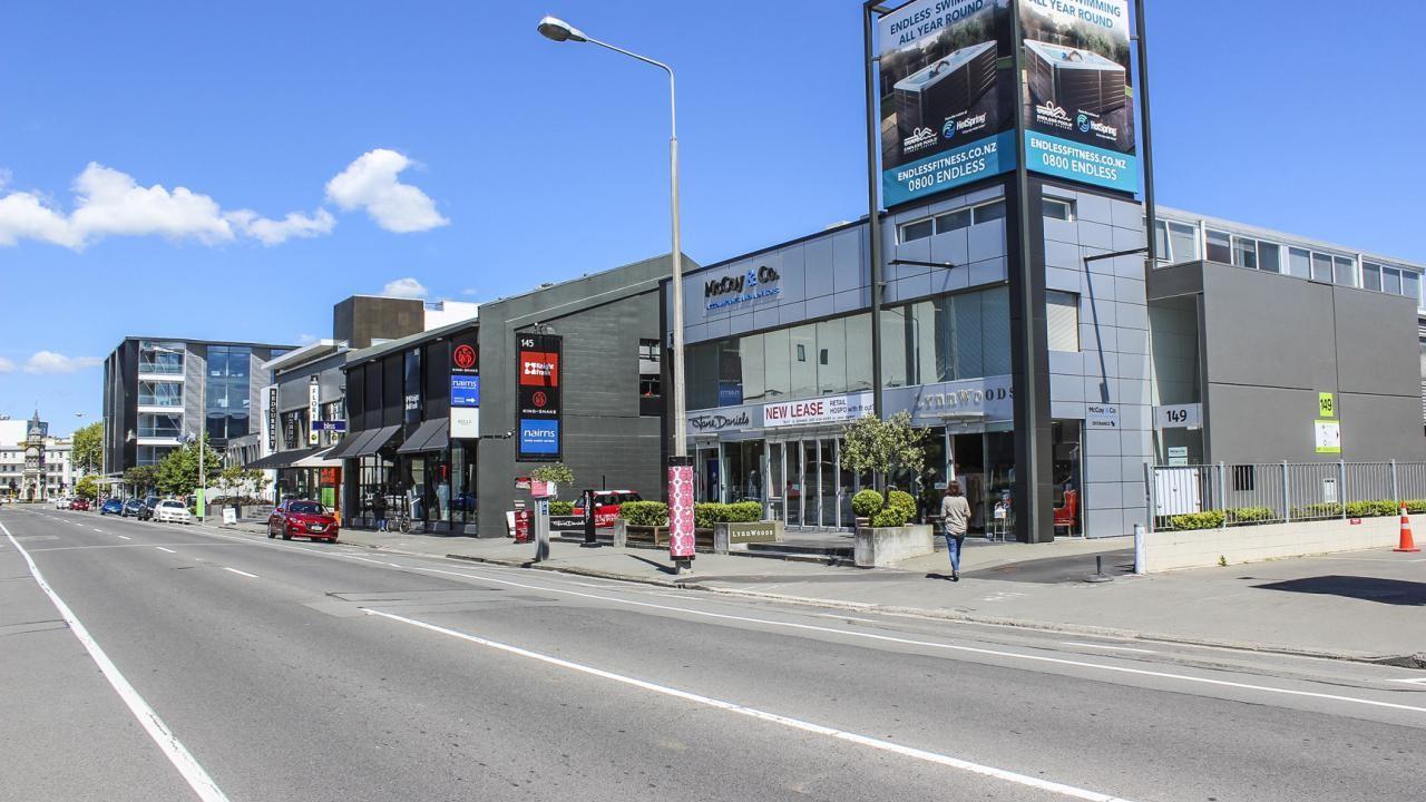 Level One, 149 Victoria Street, City