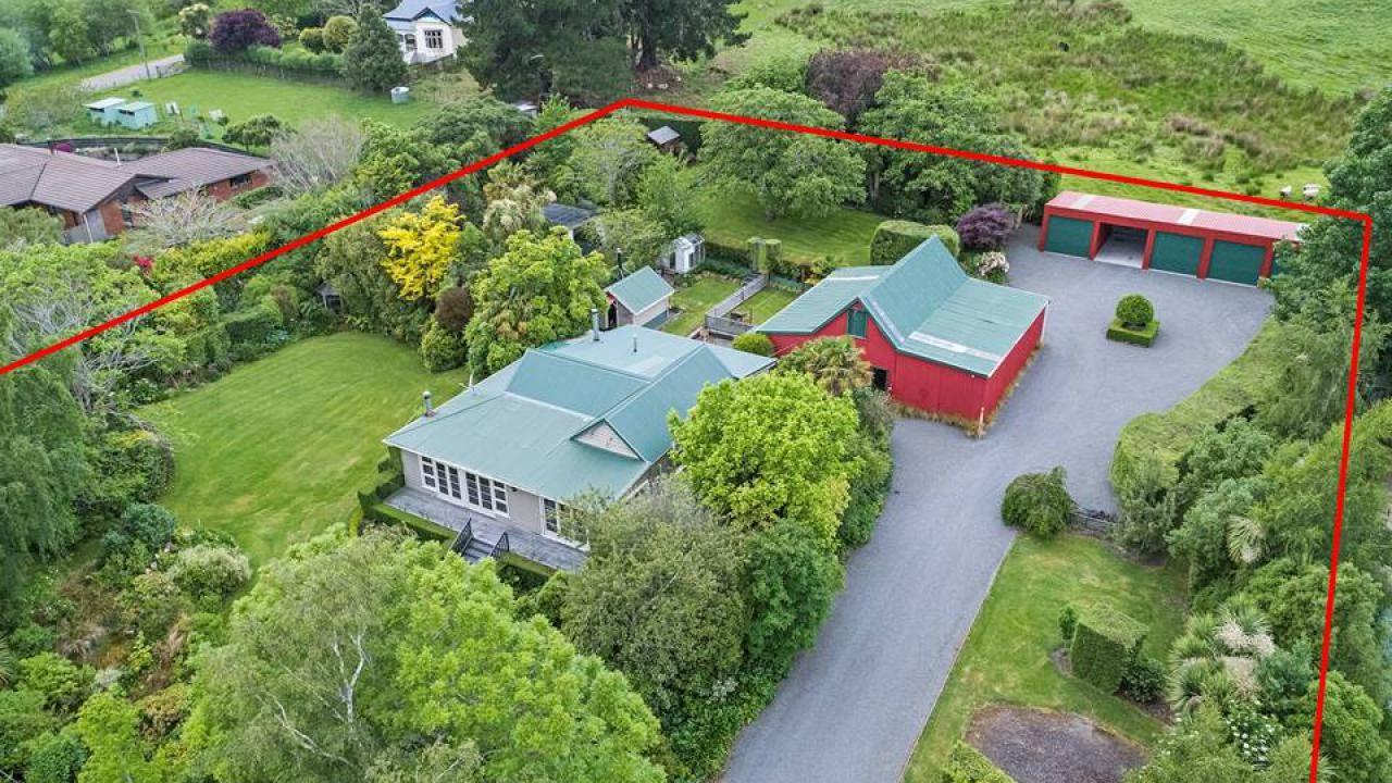 4498 Christchurch Akaroa Road, Little River
