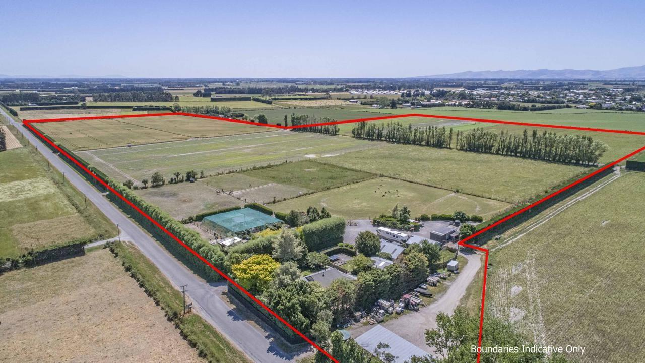 56 Harmans Road, Leeston