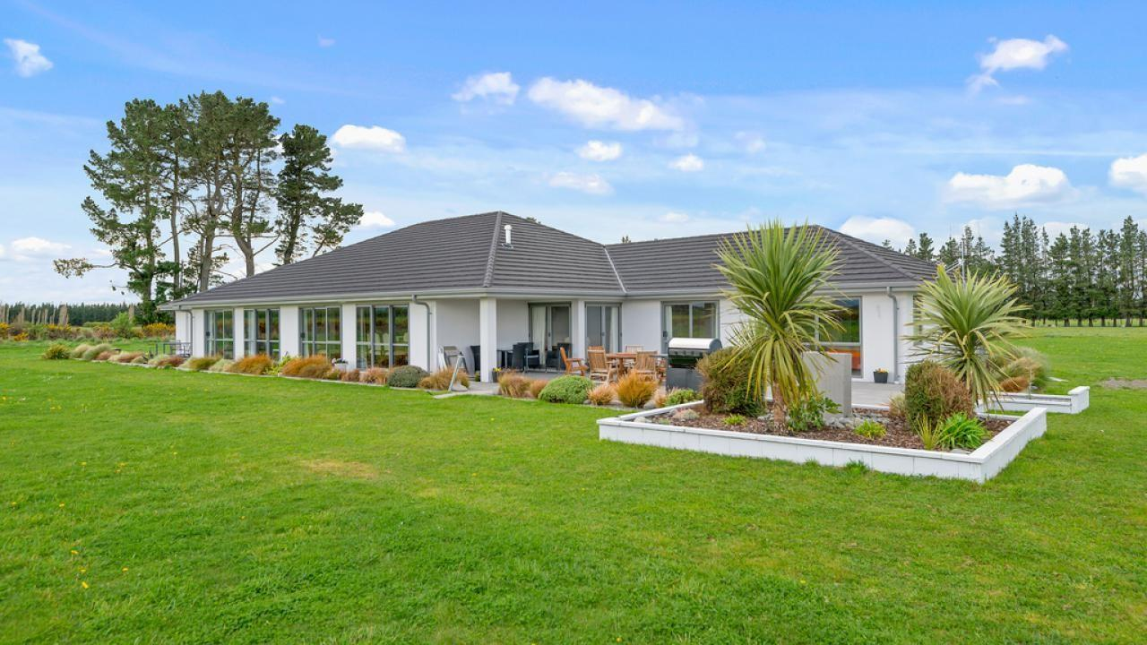 2828 South Eyre Road, Eyrewell
