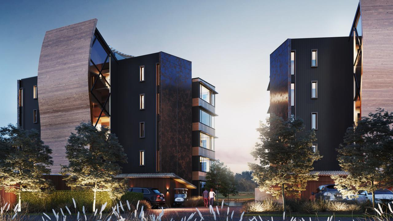 . Clearwater Quays Apartments, Harewood
