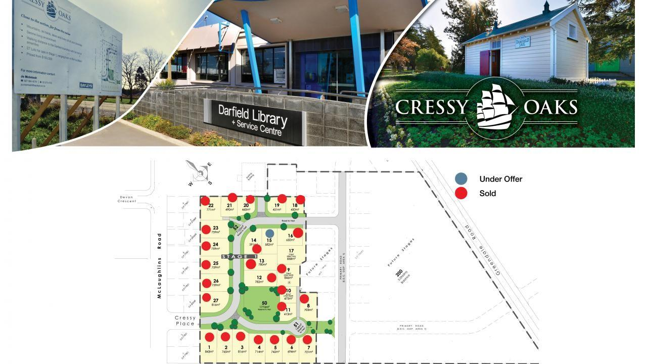 Lot 27 Lot 27 Cressy Oaks Subdivision, Darfield