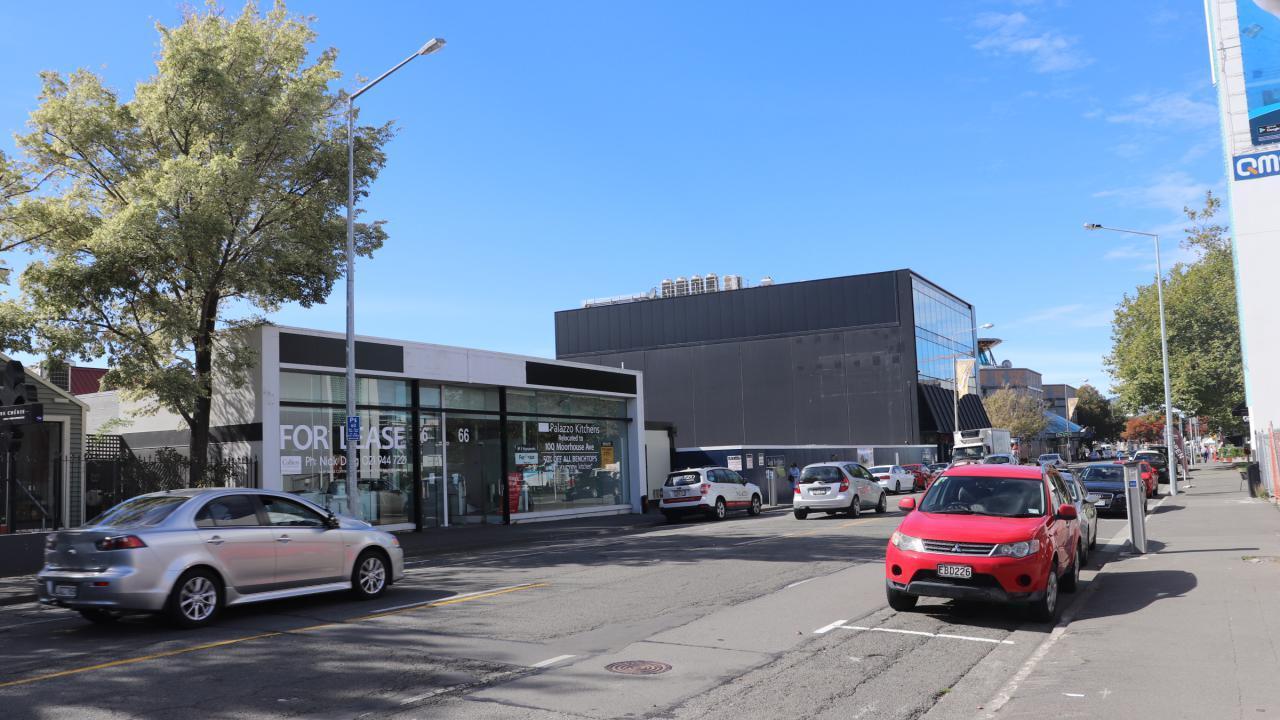 66 Victoria Street, City