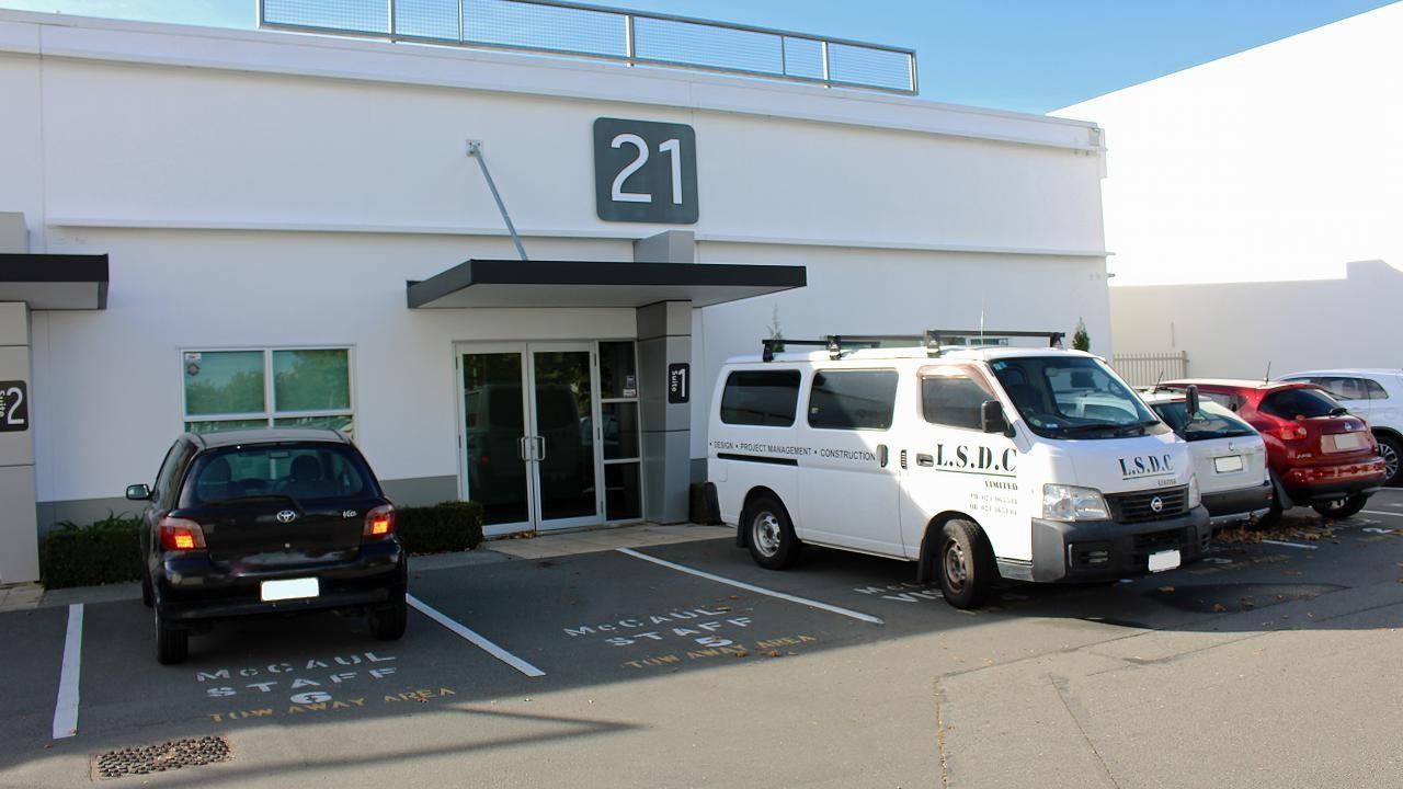 Suite 1/21 Leslie Hills Drive, Riccarton