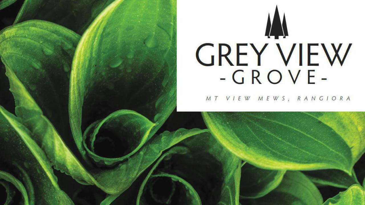 Grey View Grove, East Belt, Rangiora