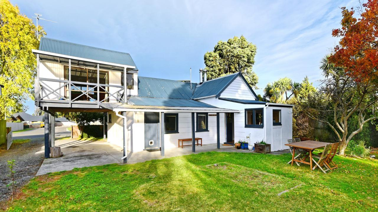 1291 Courtenay Road, Kirwee