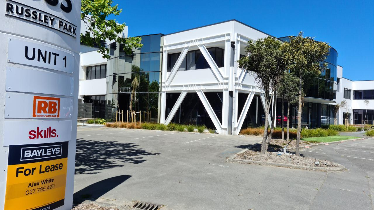 1, level 1 West/585 Wairakei Road, Russley