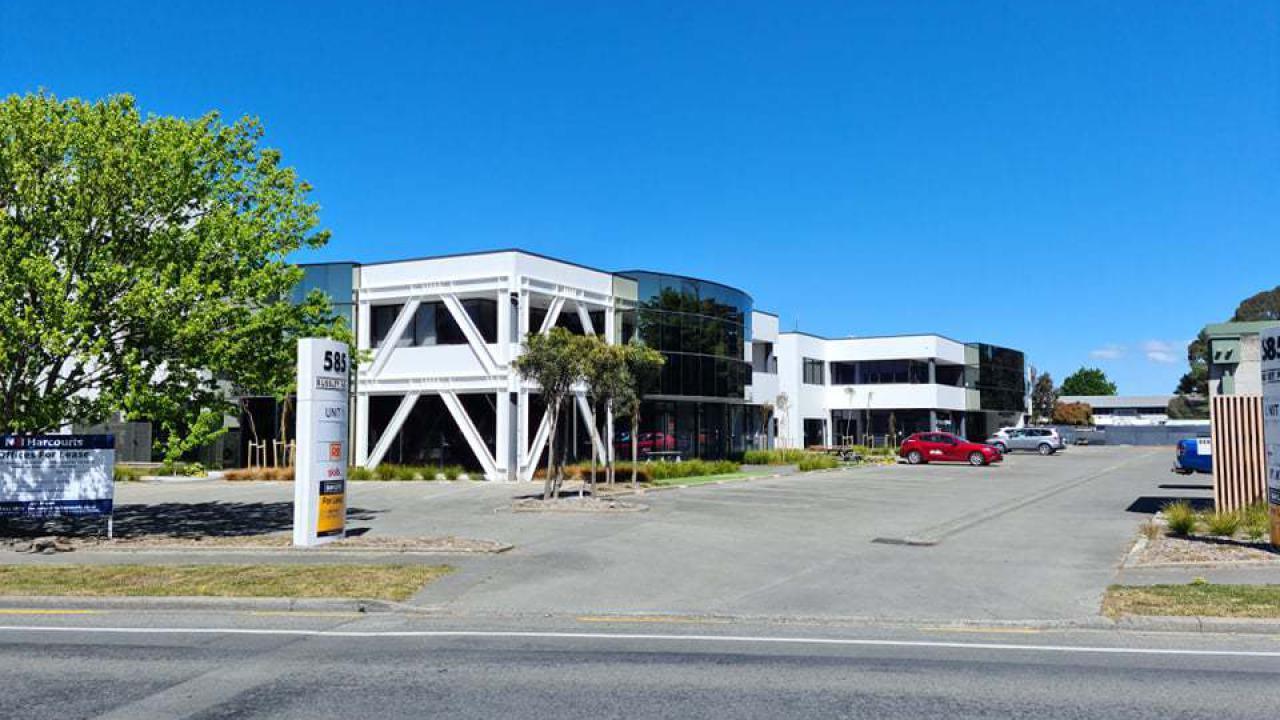 ground floor  3/585 Wairakei Road, Russley
