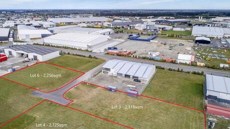 Lot 1-10,Stage 8 Izone, Rolleston