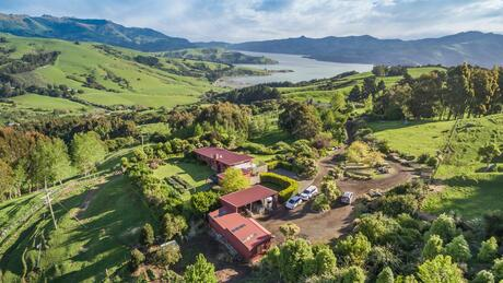 196 Okains Bay Road, Akaroa