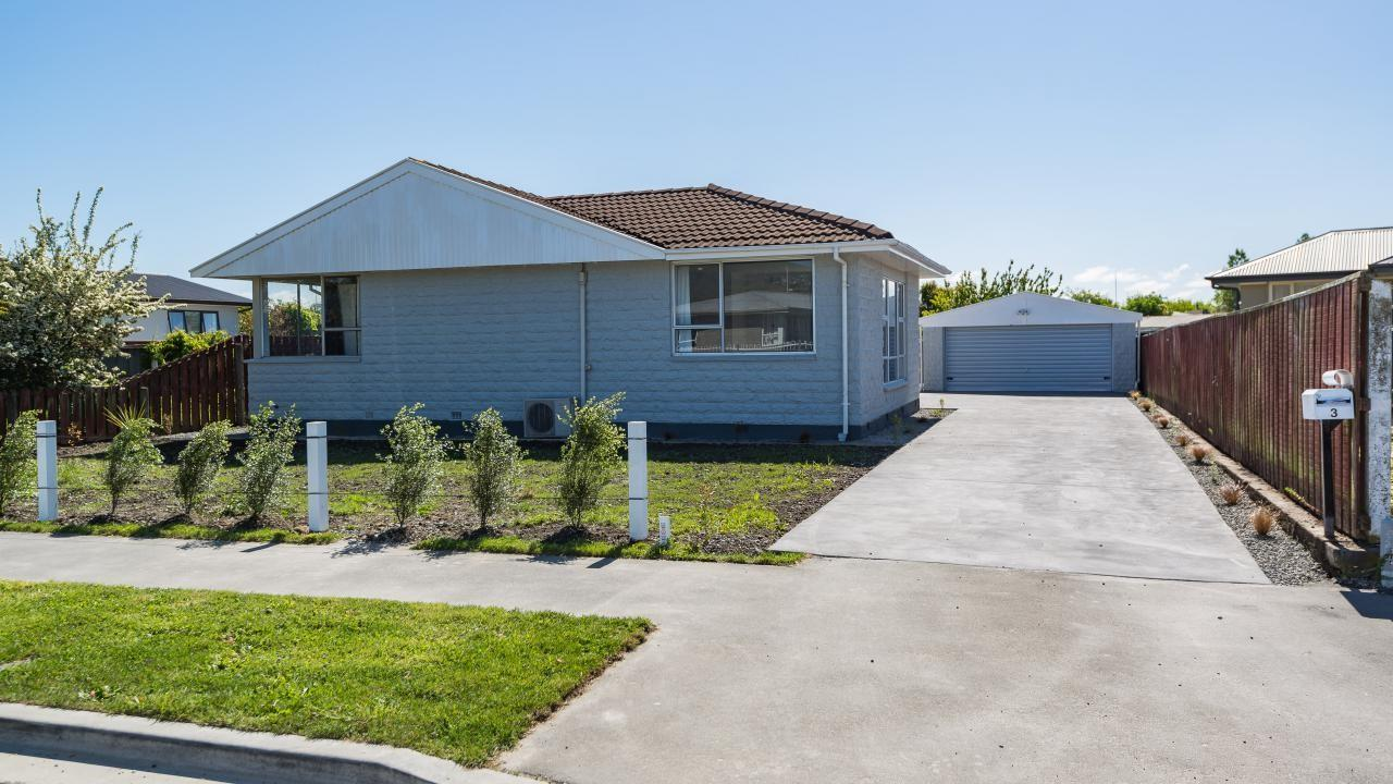 3 Dunoon Place, Woolston