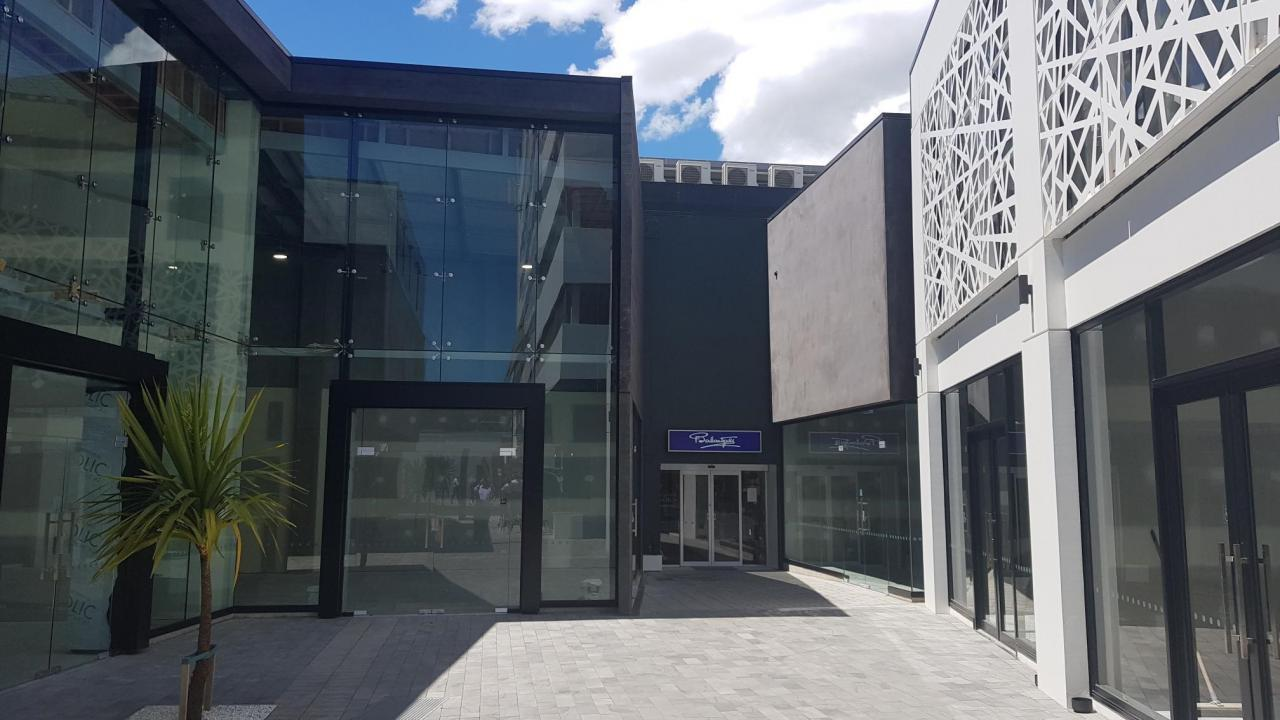 Building 3 and 4 Guthrey Centre, City