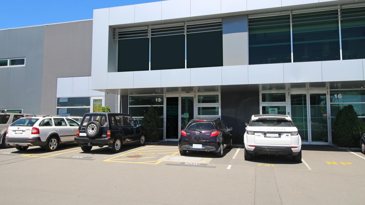 Unit 15, 2 Barry Hogan Place, Riccarton
