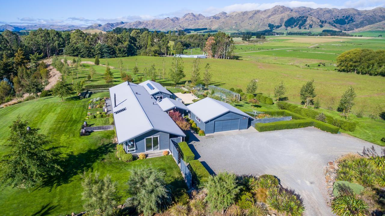450 Isolated Hill Road, Culverden