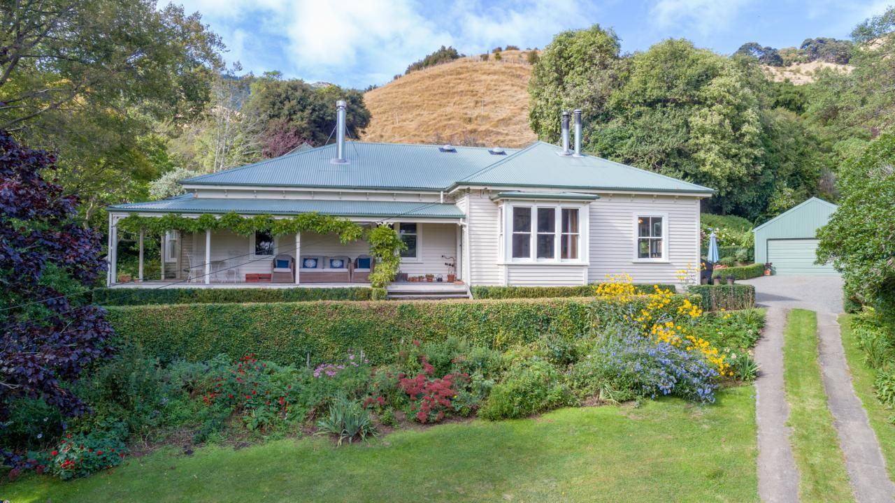 128 Aylmers Valley Road, Akaroa
