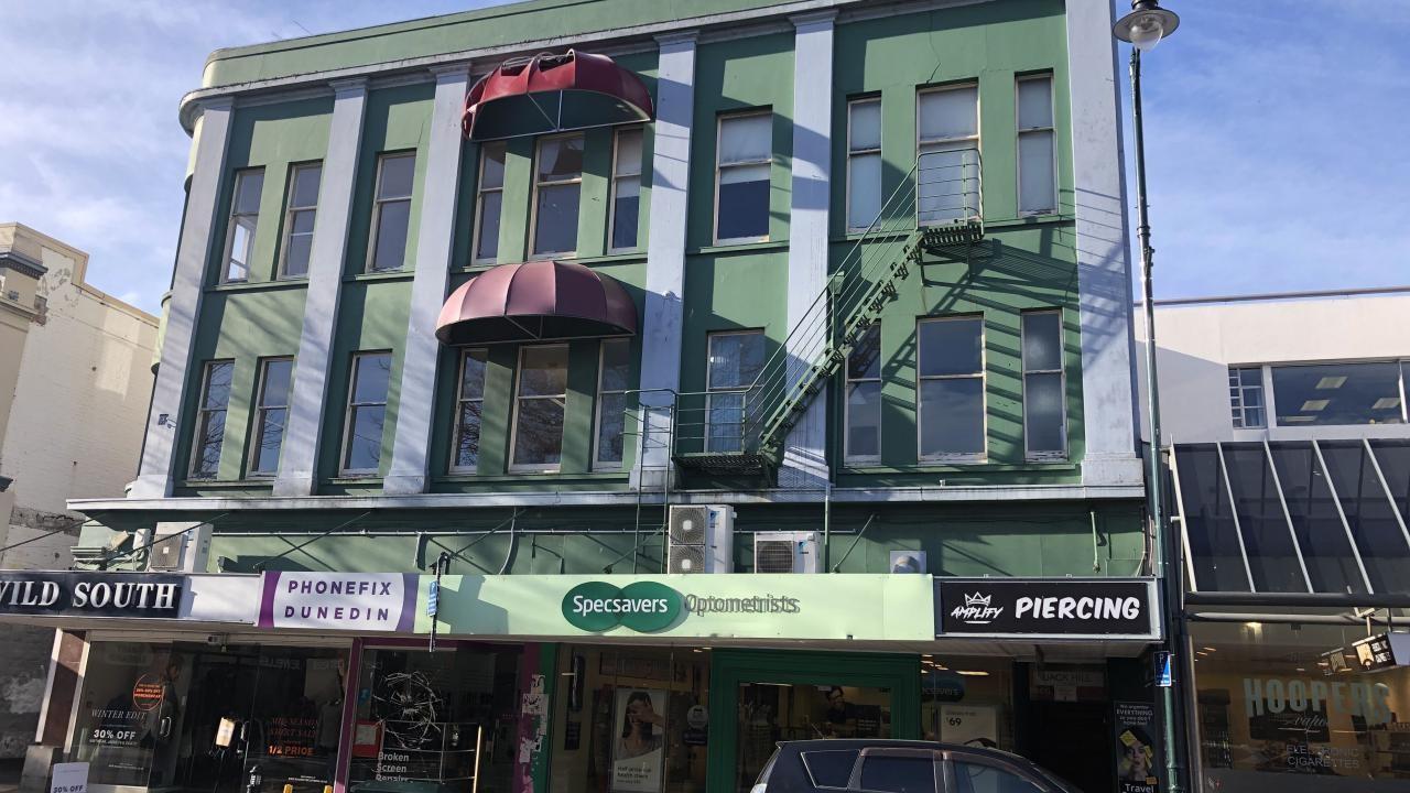 140 George Street, Central City