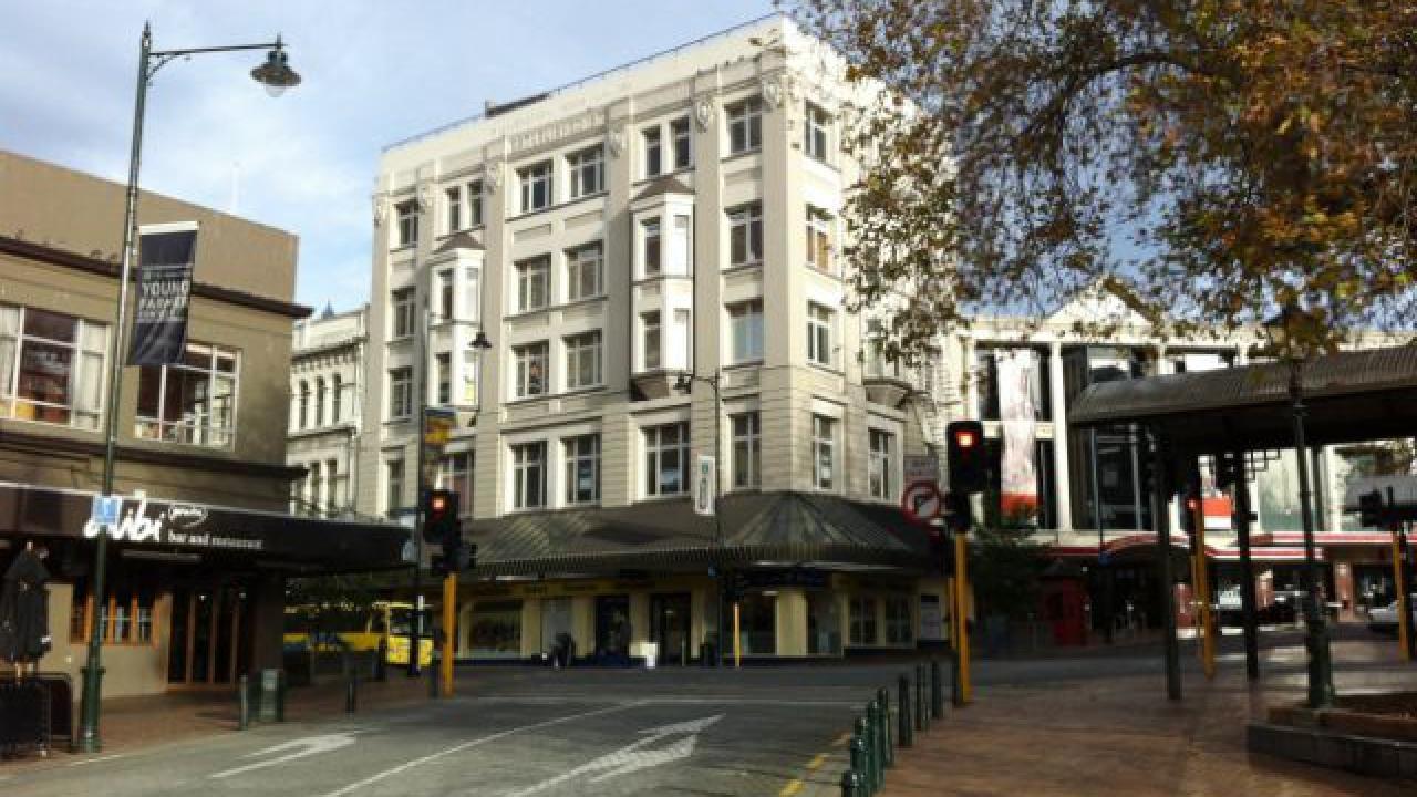 1/18 Princes Street, Central City
