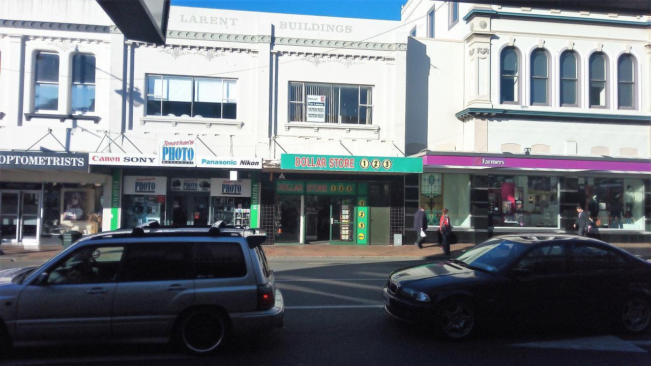 186 George Street, Central City
