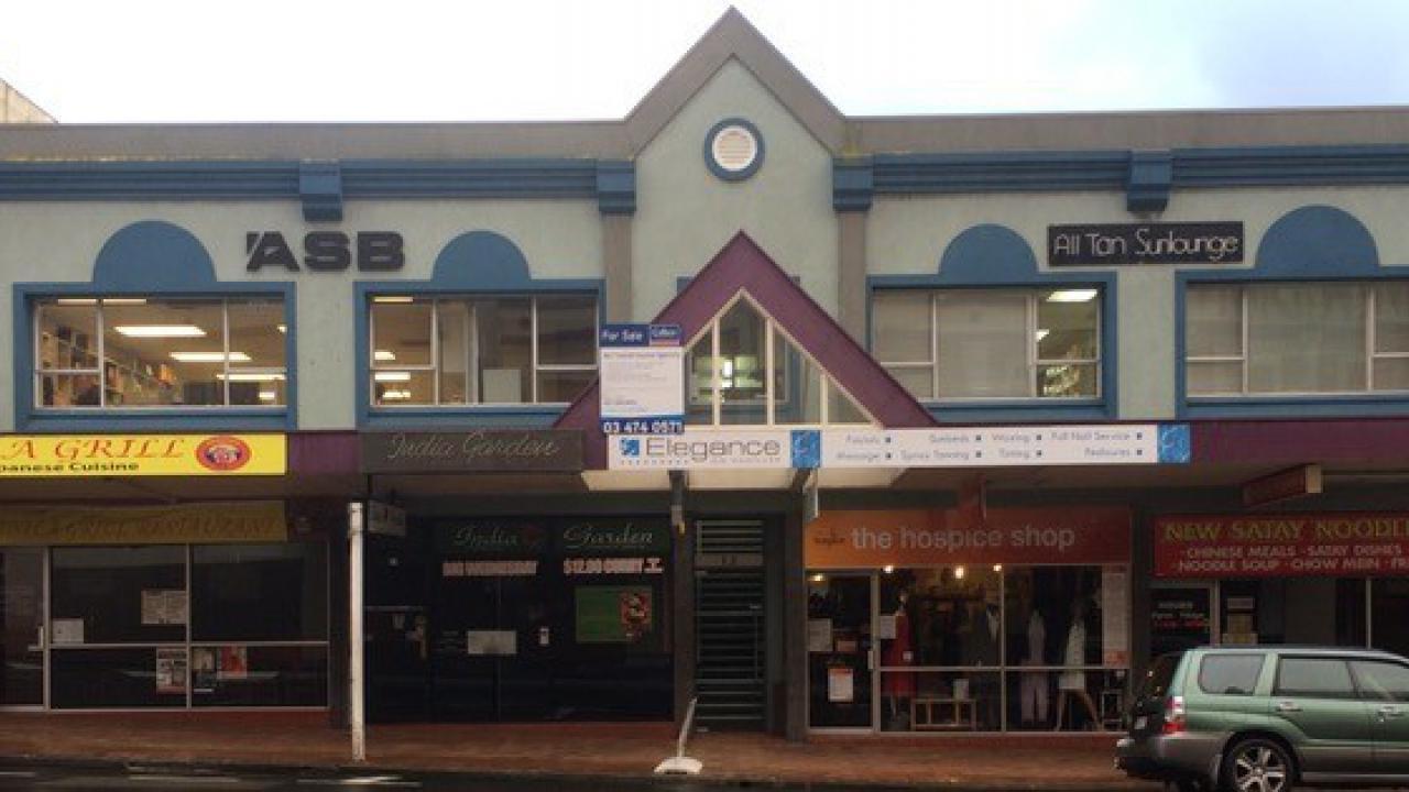 A and B/8-16 Hanover Street, Central City - Dunedin