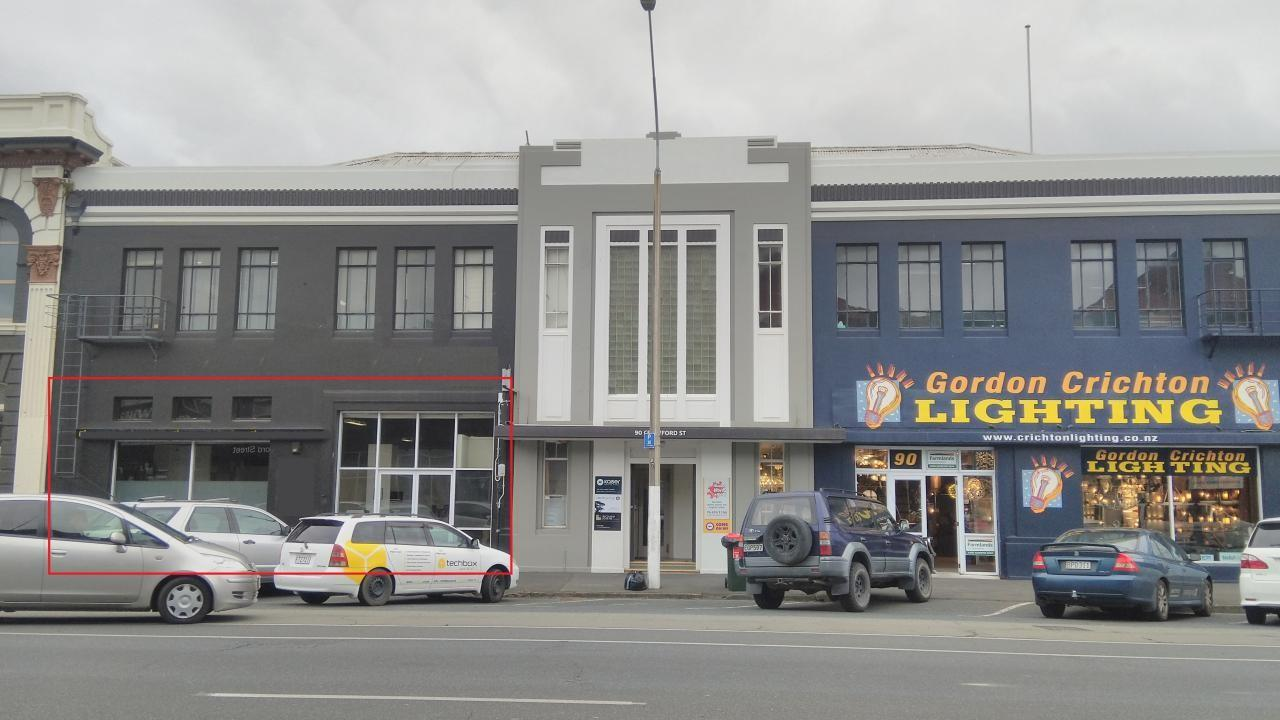 90 Crawford Street/Bond Street, Central City