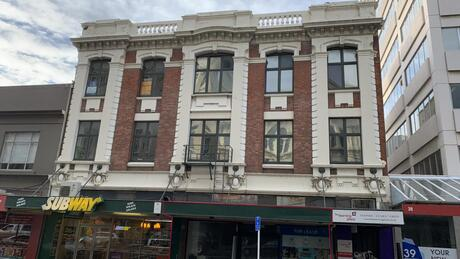 23 Princes Street, Central City