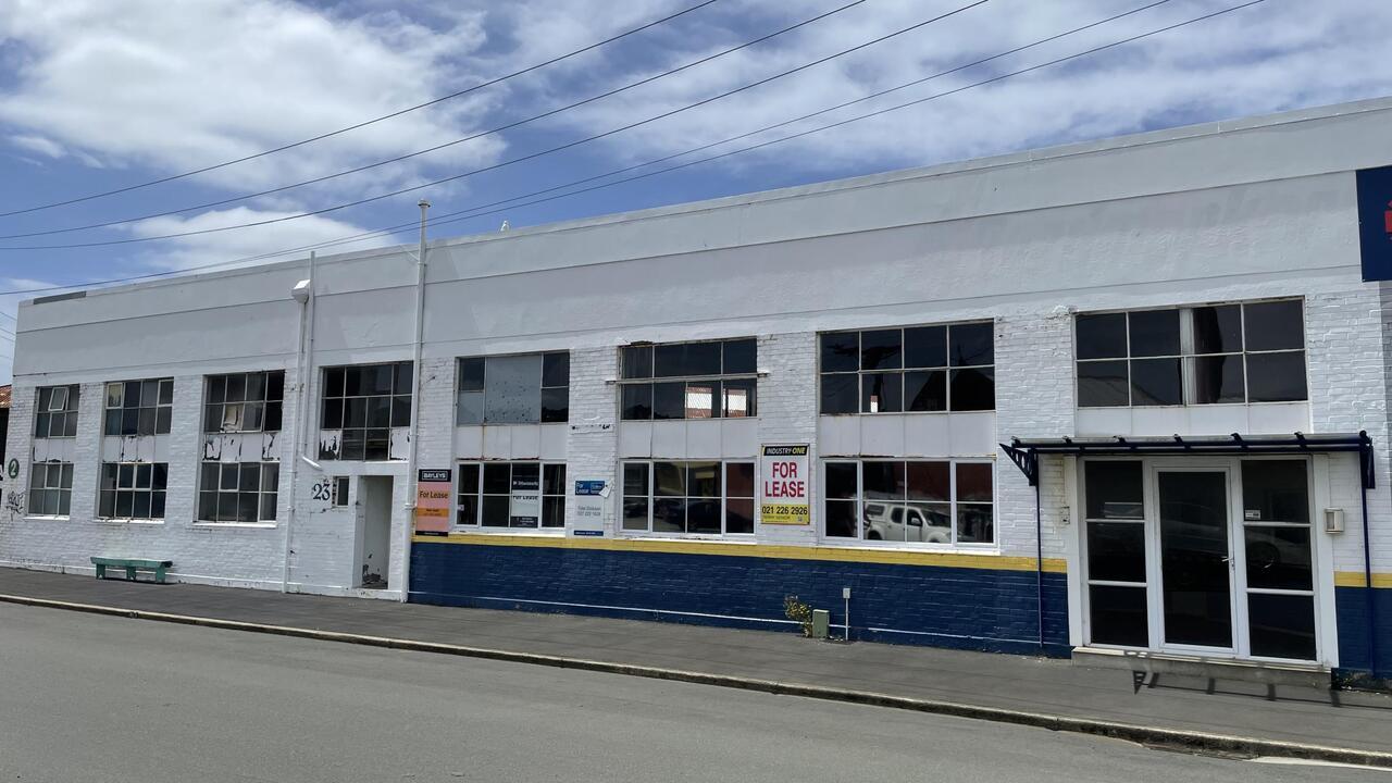 23 Devon Street, Central City - Dunedin