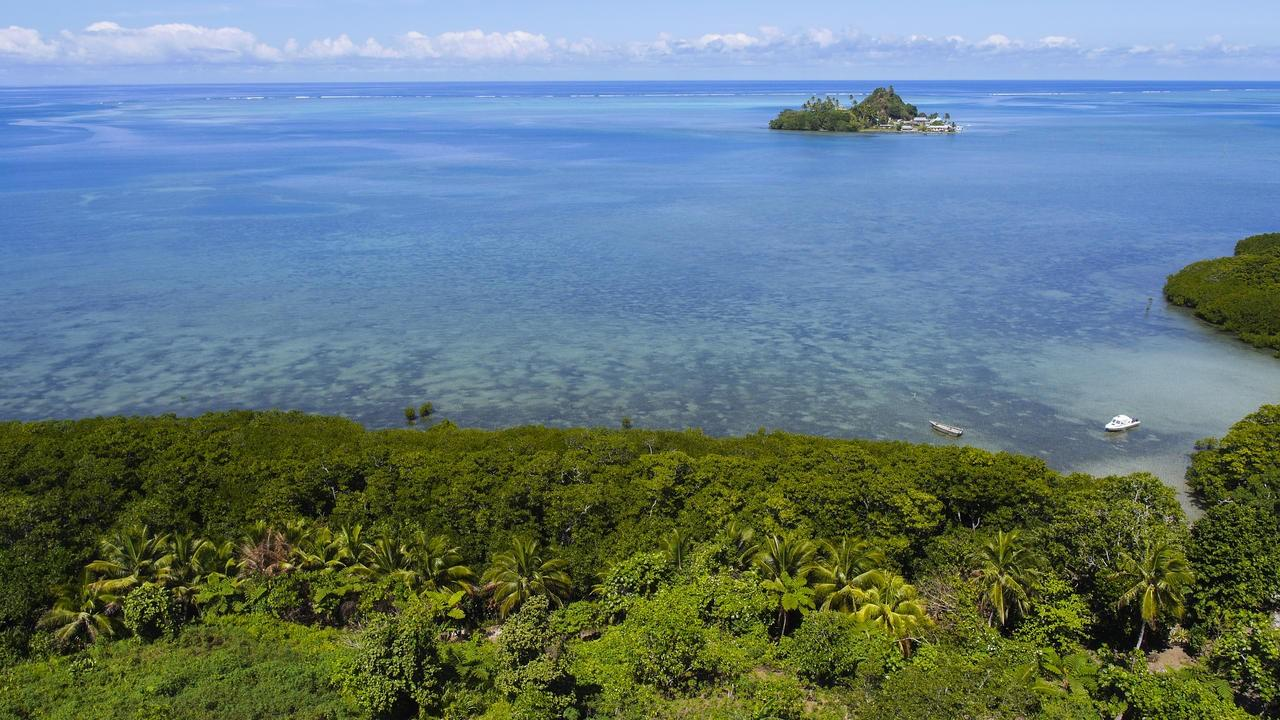 Drevula Heights, Serua, Coral Coast