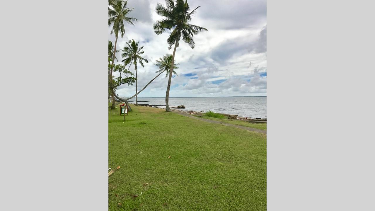 Suva, Suva Point