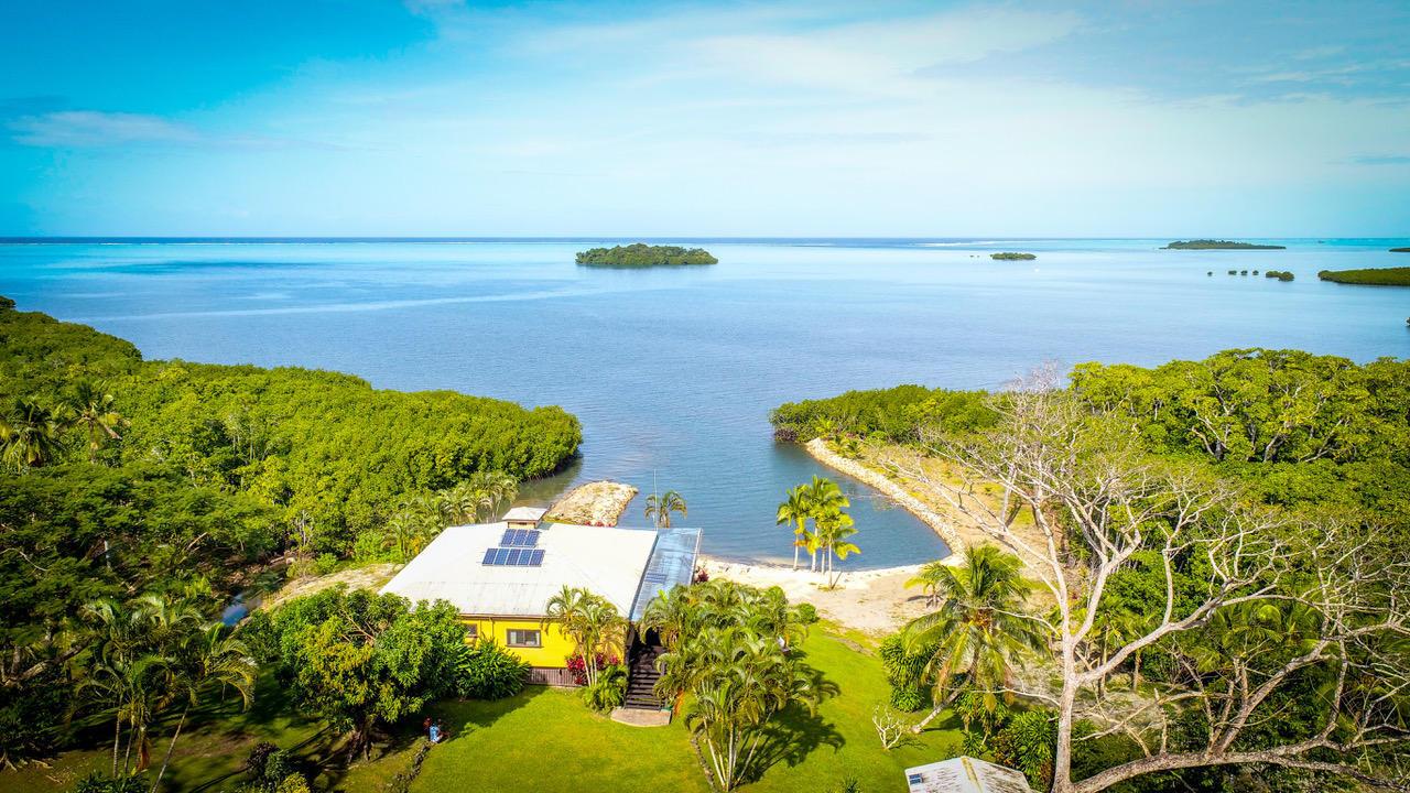 Qaratutu Estate, Savusavu, Fiji